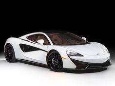 Hightech-Renner für Individualisten: McLaren 570GT MSO Concept in Pebble Beach
