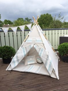 Hey, I found this really awesome Etsy listing at https://www.etsy.com/listing/240577276/little-silverstar-teepee-for-kids