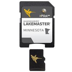 Humminbird Lakemaster Chart - Minnesota - MicroSD-SD - 2017