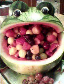 HELLLP! FRUIT FROG