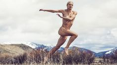 "Four-time U.S. steeplechase champion Emma Coburn knows a thing or two about making big leaps. After her Body shoot, she talked about mountains, her workout routine and ""Game of Thrones."""