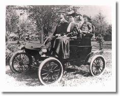Bert, Martha, Vera & Raymond Finch