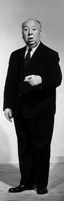 Alfred Hitchcock... The master of Suspense!