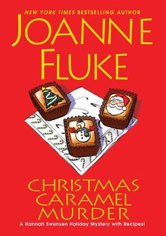 Read Christmas Caramel Murder (A Hannah Swensen Mystery) thriller mystery book by Joanne Fluke . Christmas normally descends on Lake Eden, Minnesota, as gently as reindeer alighting on a rooftop—but this yuletide sea Best Mysteries, Cozy Mysteries, Murder Mysteries, Joanne Fluke Books, Hannah Swensen, New Books, Books To Read, Reading Books, Reading Den