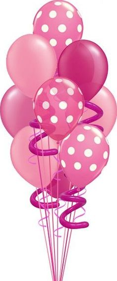 Pink Balloons Just Arrived ~ Must be Party Time Everyone Invited!!!