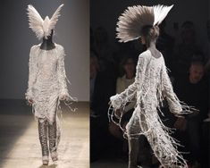 Gareth Pugh: Fashion, History | The Red List