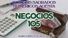 Negocios 105 Código Sagrado.