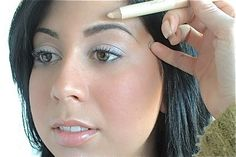 How to make brows look thicker. #brows #browtip #elkevonfreudenberg #thickerbrow