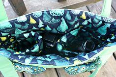 Sew Sweetness: Paparazzi {camera} Bag
