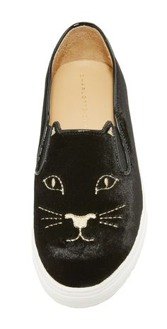 Charlotte Olympia Cool Cats Sneakers   SHOPBOP