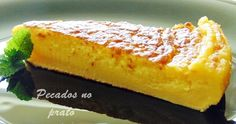 Portuguese Desserts, Beignets, Cornbread, Coco, French Toast, Cheesecake, Deserts, Food And Drink, Sweets