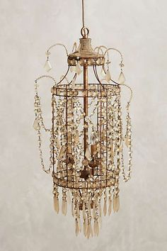 Crystal Palace Chandelier