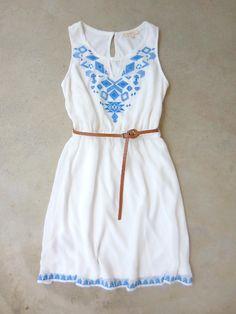 Summer Moon Dress