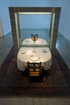 Luciano Podcaminsky, Private Dinner