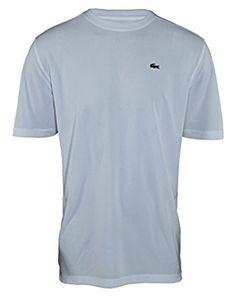 9ee476339 Lacoste Men s Sport Tennis Short Sleeve Ultra Dry T-Shirt