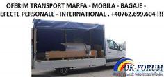 Transport national | Ok-forum.ro Anunturi gratuite de mica publicitate in Romania | Servicii auto | Bucuresti | Bucuresti | Romania
