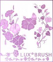 Surf Flowers Brushes By Luxbella Hibiscus Hibiscus Flowers Flowers