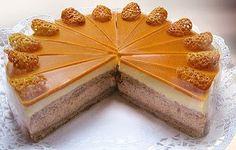 Az ország tortái | A napfény illata Hungarian Cuisine, Hungarian Recipes, Hungarian Cookies, Classic Cake, Pastry Shop, No Bake Cake, Cookie Recipes, Cake Decorating, Food And Drink