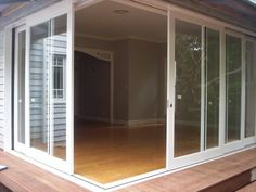 Timber Sliding Doors - Brisbane Timber Doors and Windows