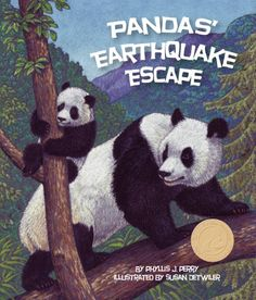 Pandas' Earthquake Escape by Phyllis J. Perry http://www.amazon.com/dp/1607180820/ref=cm_sw_r_pi_dp_dpZ3wb0HC1FGB