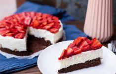 10 étel, amiben a rizs nem köret, hanem főszereplő | Nosalty Strawberry Cakes, Cake Cookies, Cookie Recipes, Cheesecake, Deserts, Baking, Food, Heaven, Recipes For Biscuits