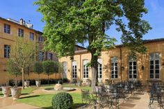 L'hôtel de Caumont, le musée - ma villa en provence - location de villas avec piscine en Provence www.mavillaenprovence.com