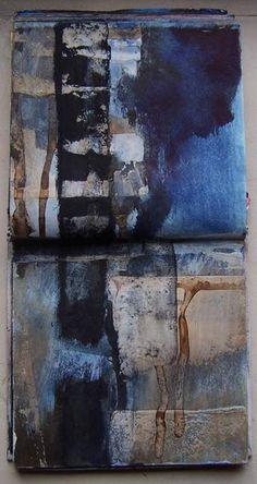 livre-de-matieres: I'm searching III, carnet de travail Pigments      Élisabeth Couloigner