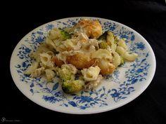 Nie je to ziadna specialita, skor take jednoduche jedlo, kde sa da spotrebovat maso z polievky.