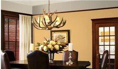 Valspar Color: Hubbell House Golden Maize