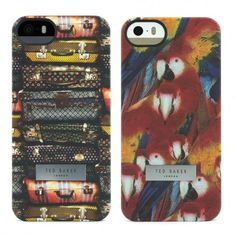 acffcd8182b7 Ted Baker iPhone 5 5S Cases – Men s SS14 Collection-Discontinued