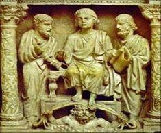 Resultado de imagem para arte bizantina escultura