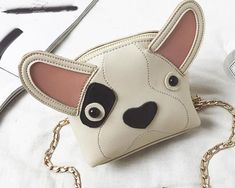 I Love Dogs, Cute Dogs, Dog Design, Leather Handbags, Pu Leather, Dog Lovers, Shapes, Free Shipping, Facebook