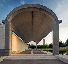 Louis I. Kahn Building | Kimbell Art Museum