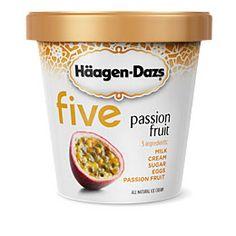 Häagen Dazs Passion Fruit