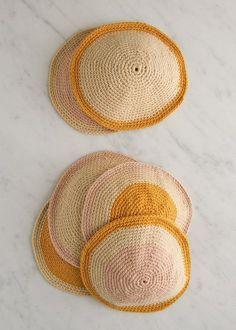 Crocheted Yarmulkes | Purl Soho
