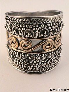 Sterling Silver Beaded Brass Scroll Armor Ring Size 5(Sizes 5,6,7,8,9) Silver Insanity,http://www.amazon.com/dp/B0006SJRU0/ref=cm_sw_r_pi_dp_g-BFsb19H5GPNS28