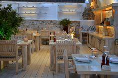 Restaurant Mykonos Town Koursaros