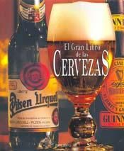 Título: El gran libro de las Cervezas /  Autor: Delos, Gilbert / Ubicación: FCCTP – Gastronomía – Tercer piso / G 663.4 D36