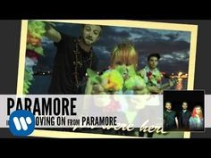 Paramore: interlude: Moving On (Audio)  ...Let 'em have their time Sit back and let 'em shine Let 'em rise and rise Cause one day they're gonna fall...