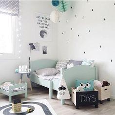 Mint Boys Room