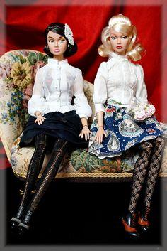 Poppy&Poppy Poppy parker fashion doll