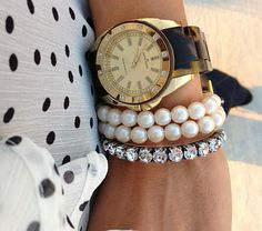 love big watches with bracelets