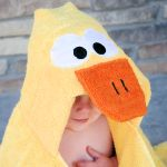 animal Hooded Towel Tutorial