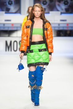 See the full Moschino fall 2015 collection.