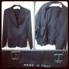 Gucci super chic pinstripe blazer... #gucci - @resaleriches- #webstagram