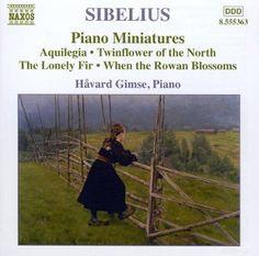 Den Klassiske cd-bloggen: Sibelius i miniatyr