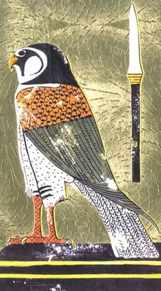 Ace of Swords by Silvana Alasia (Nefertari's Tarots)