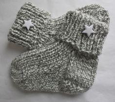 mini socks met ster