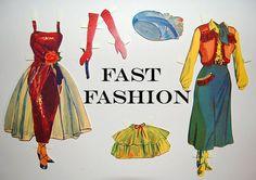 FAST-FASHION, todo mundo acaba usando - por Aixa Guimarães [Balneário Camboriú - Brasil]  http://www.ontimefashion.com.br/fast-fashion-todo-mundo-acaba-usando/
