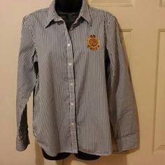 sale! Lauren Ralph Lauren button down shirt Ralph Lauren shirt . Great condition Ralph Lauren Tops Button Down Shirts